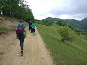 Jugendgruppe Wandern